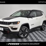 Used 2018 Jeep Compass Trailhawk 4x4 For Sale In Warwick Rhode Island 38073p Penskecars Com
