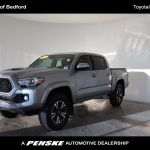 2018 Used Toyota Tacoma Trd Sport Double Cab 5 Bed V6 4x4 Automatic At Penske Cleveland Serving All Of Northeast Oh Iid 20451287