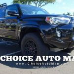 2019 Used Toyota 4runner Trd Pro 4wd At Choice Automotive Serving Honolulu Hi Iid 20440574
