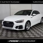 2020 Used Audi A5 Coupe Courtesy Vehicle At Mini Of Tempe Az Iid 20307508