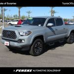 2020 Used Toyota Tacoma 2wd Trd Sport Double Cab 6 Bed V6 At Natl At Scottsdale Ferrari Serving Phoenix Az Iid 20556975