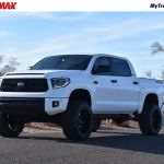 2021 Used Toyota Tundra 4wd Brand New Lifted 2021 Toyota Tundra Crewmax Trd Pkg Nav Roof At Truckmax Serving Pheonix Az Iid 20463627
