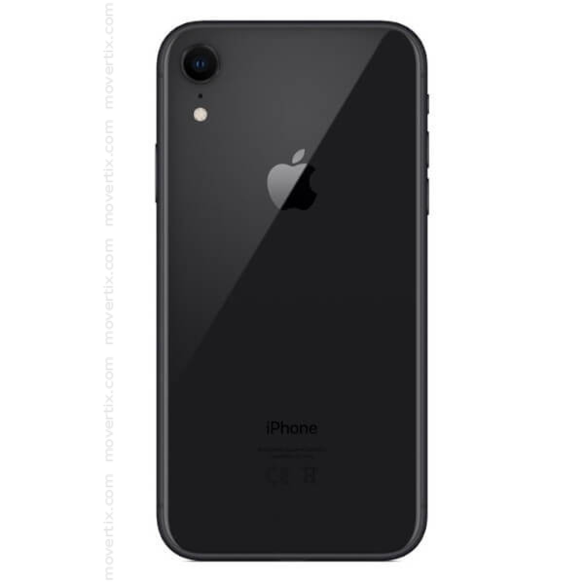 Apple iPhone XR en Negro de 128GB 0190198772541  Movertix Tienda de mviles libres