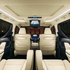 All New Alphard 2018 Jual Grand Avanza Bekas Di Depok Why The Toyota How About Executive Style And Luxurious Space Interior
