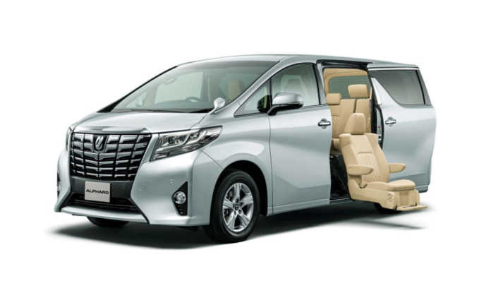 all new alphard 2018 list grill grand avanza why the toyota how about executive style and luxurious space
