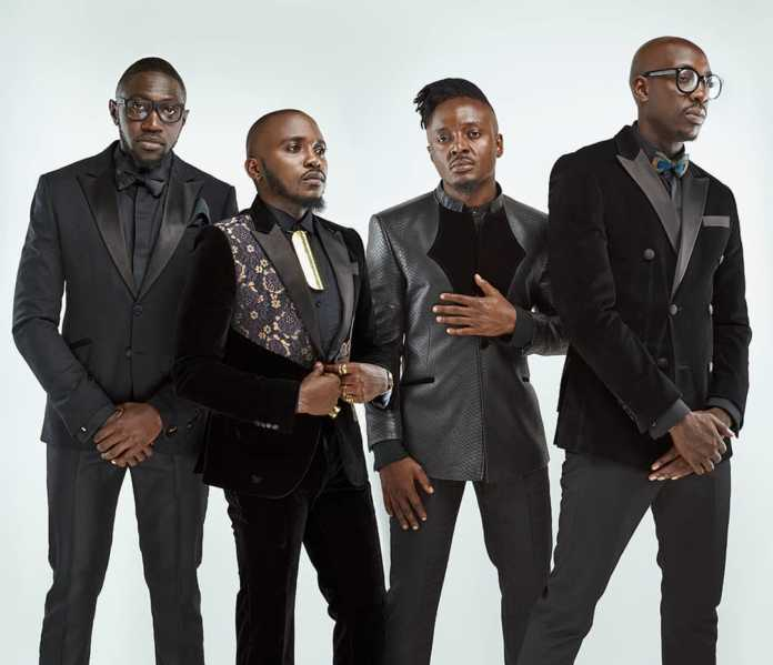 Fans Excited As Popular Music Group Sauti Sol Confirm