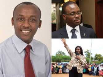 Politicians who took over power after the death of their spouses or siblings