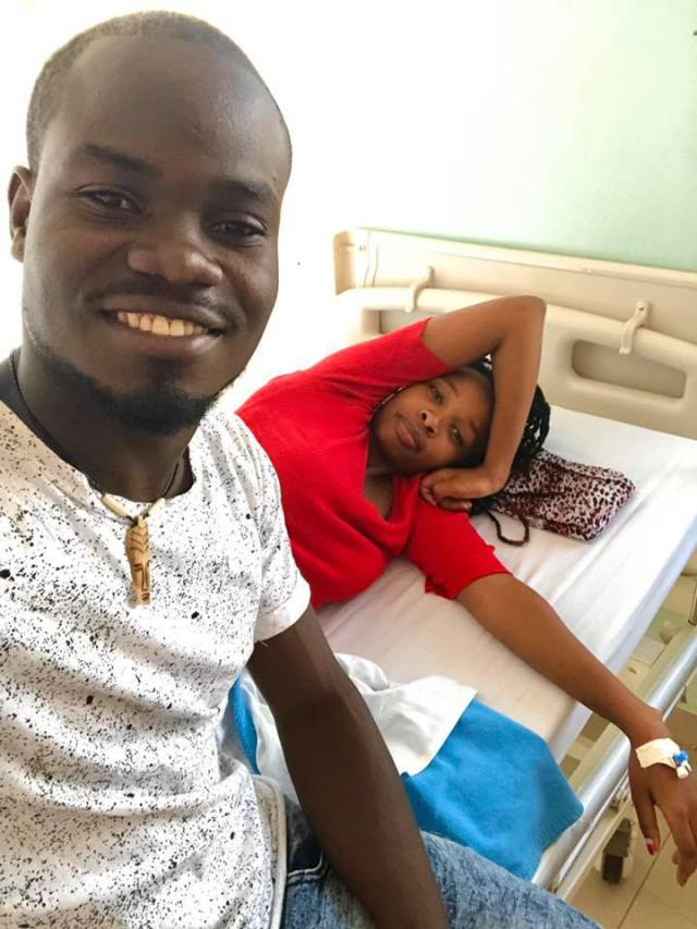 We lost our unborn baby at 3 months,' comedian Mulamwah shares ...