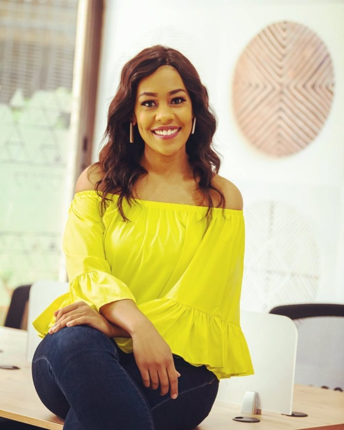 Beauty with brains! 14 things you didn't know about Citizen TV's Victoria Rubadiri