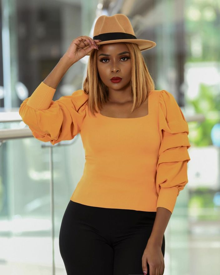 Read Nancie Mwai's demand letter to Instagram stores using her images