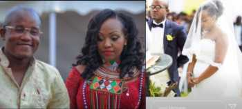 Ujaluo ni gharama! City tycoon Jared Otieno pampers wife with expensive gifts after multi-million wedding