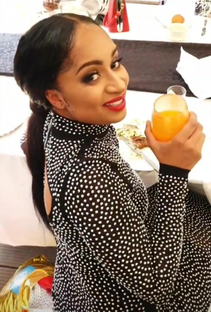 Jaber is Jaber! Jalango shows off his queen, Amina Chao (Photos)
