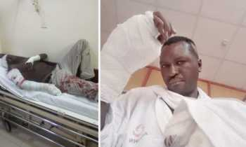 'The bill accumulated to 5 million,' Inspekta Mwala's Abdi Munai speaks after accident