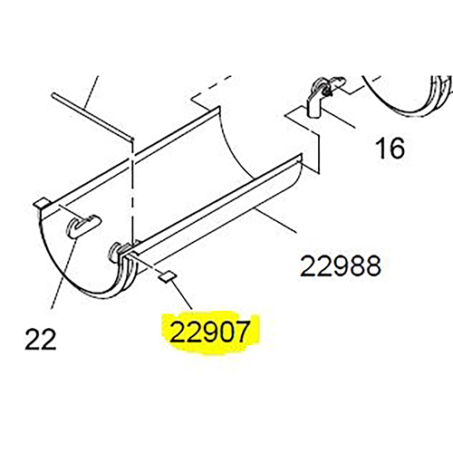 MPParts: Specialty Truck Parts: Front Discharge Mixer