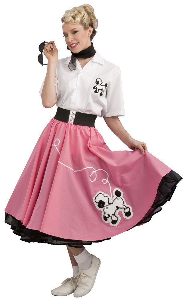 Poodle Skirt Era Skirts