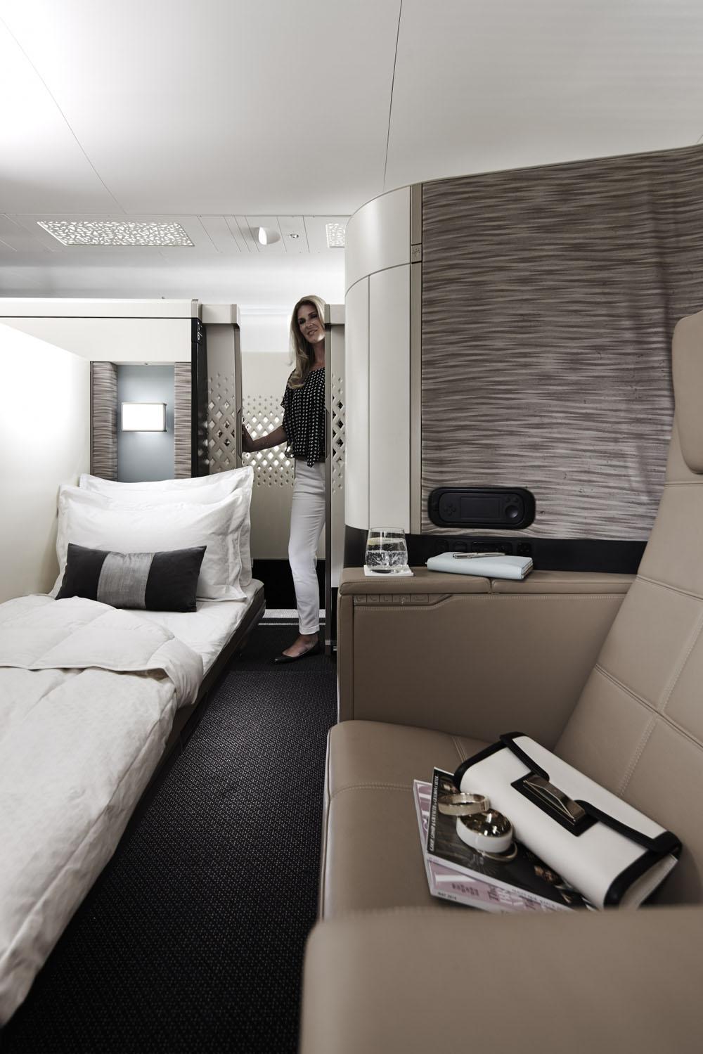 Etihad Airways stellt The Residence vor  MRGOODLIFE