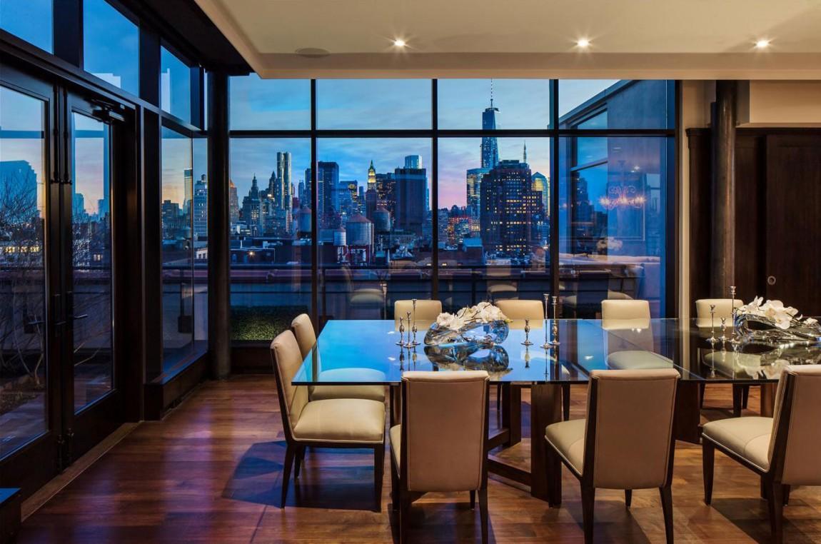 The 375 Million Dollar Duplex Penthouse in SoHo New York