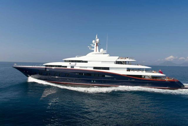 300 Million Nirvana Yacht X Oceanco Mr Goodlife