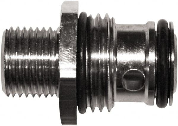 sani lav faucet replacement threaded insert with o ring 32599235 msc industrial supply