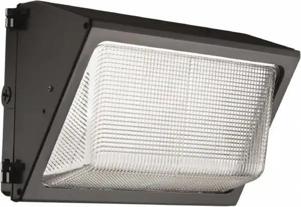 lithonia lighting 28 watt 3 450 lumens 5 000 k 120 277v led wall pack light fixture 38991097 msc industrial supply