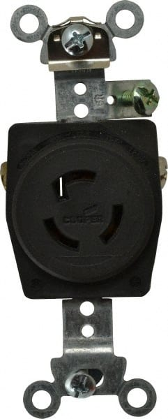 Plugs Cooper Wiring Wd8266 15amp 3wire Grounded Hospital Plug
