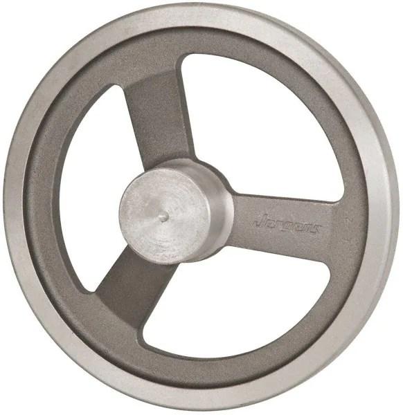 Acme Threaded Handwheel
