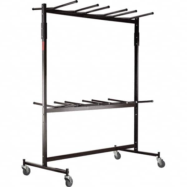 national public seating 84 chairs capacity storage rack 88507587 msc industrial supply