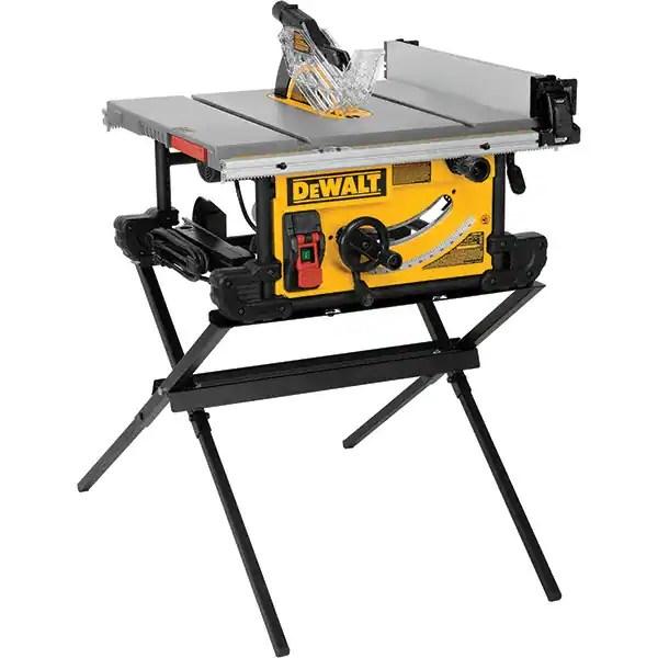 dewalt table tile saws type table saw blade diameter inch 10 95673653 msc industrial supply