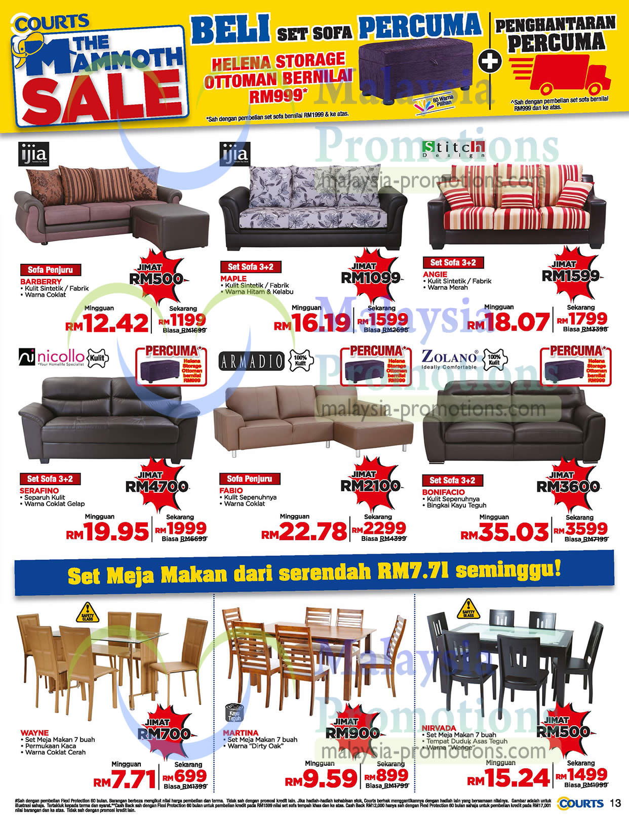 courts sofa malaysia small size sectional menzilperde net