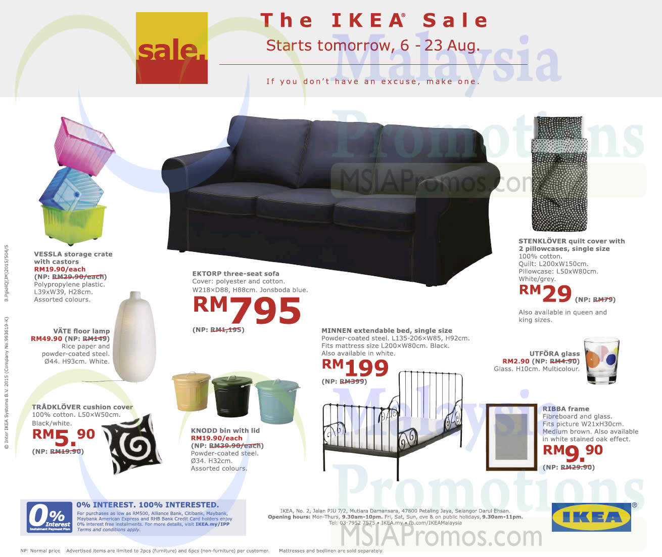 Image result for cheap sofa ikea advert