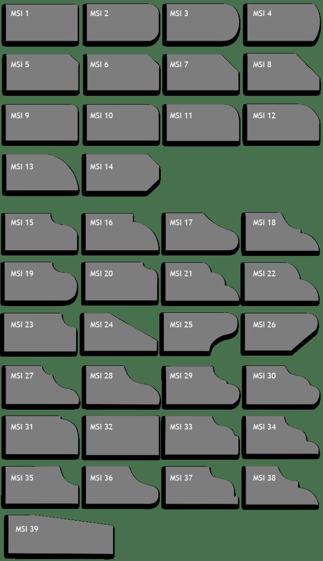 Countertop Edge Styles Slubne Suknie Info