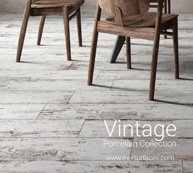 vintage porcelain tile series