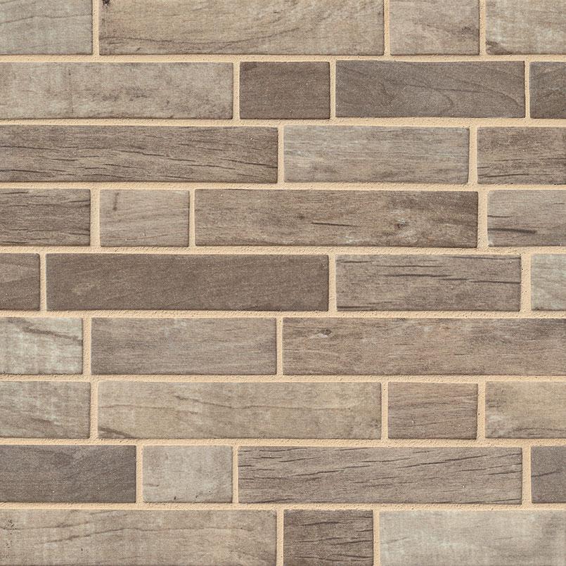driftwood interlocking glass tile backsplash glass mosaic tiles