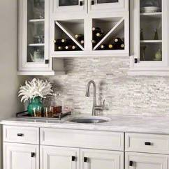 Backsplashes Kitchen Modern Rug Backsplash Tile Wall Splitface