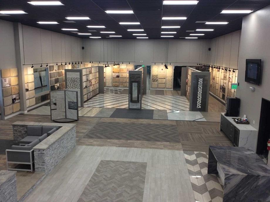 bay area showroom and distribution