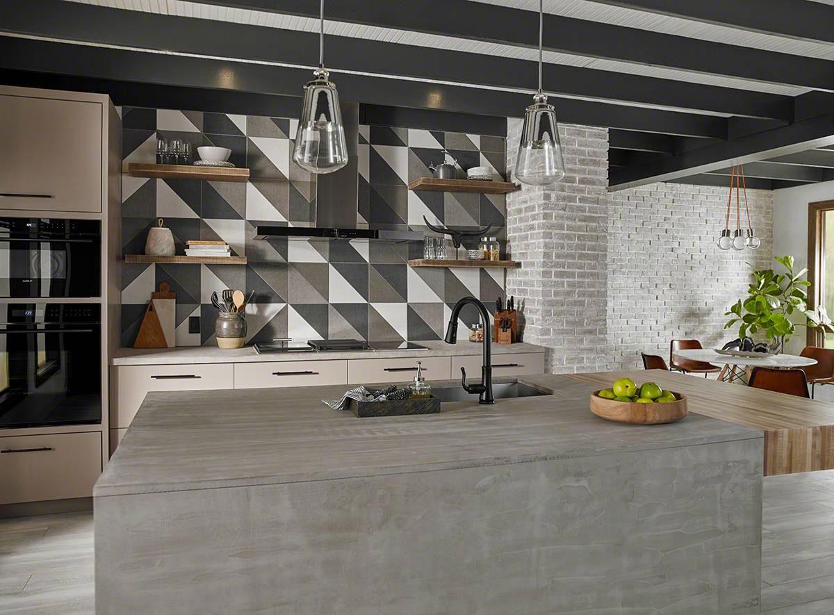 gris porcelain tile dimensions