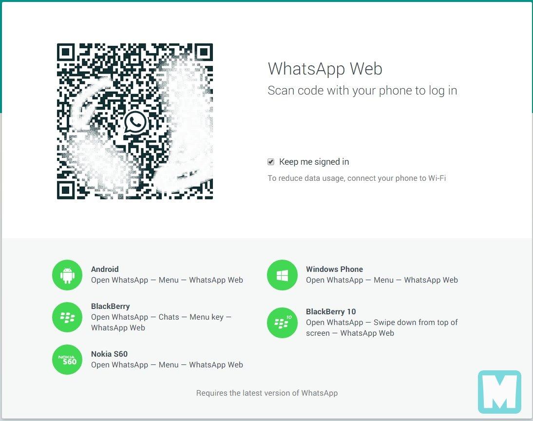 WhatsApp Web 網頁版正式推出, Mac) _ 重灌狂人