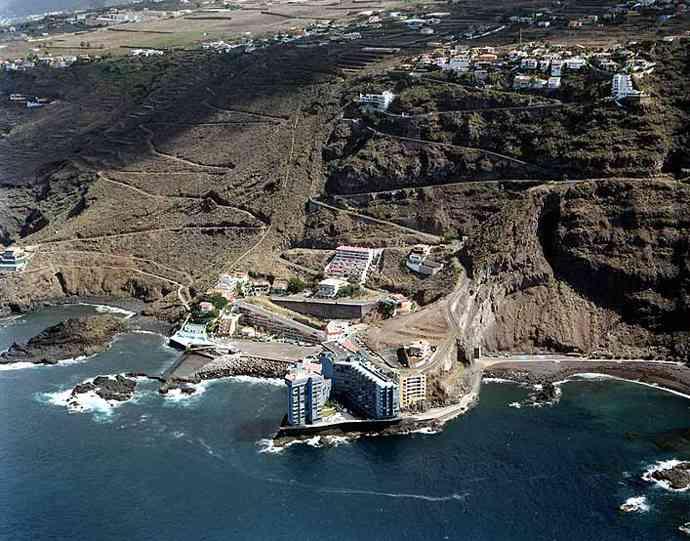 Playa La Arena  Mesa del Mar en Tacoronte Informacin
