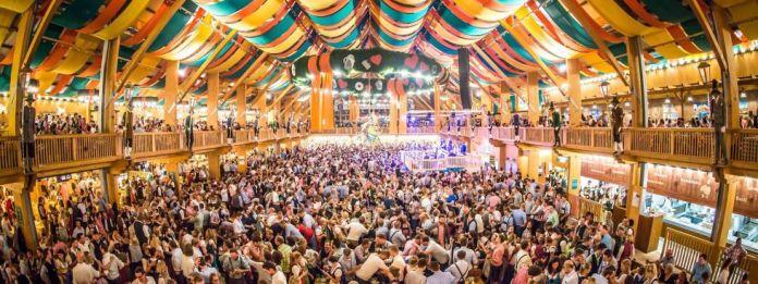 Oktoberfest - Largest beer festival in the world