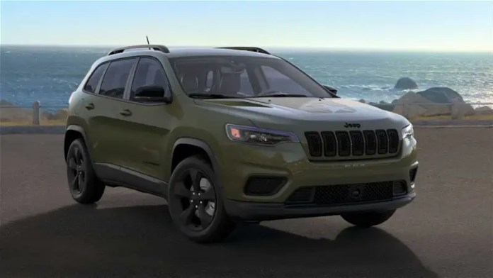 """Under the name Freedom Edition .. Inc. """"pocket"""" It unveils its new version of Cherokee 2021"""