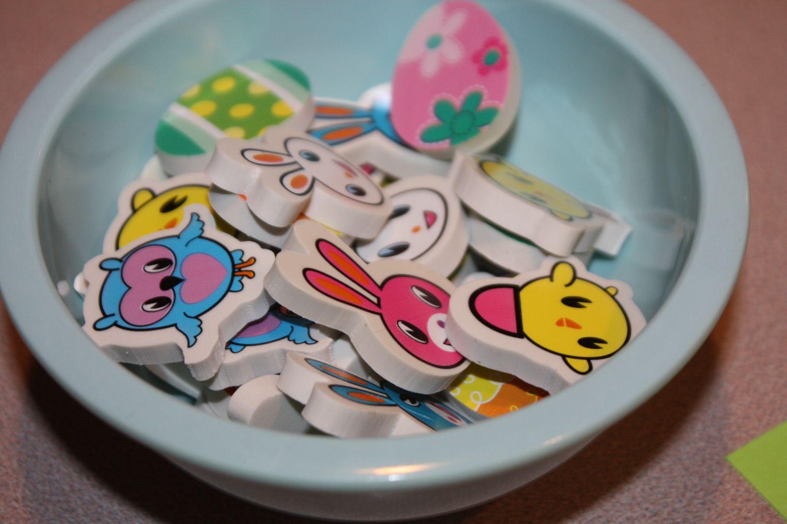 Easter Manipulatives Math