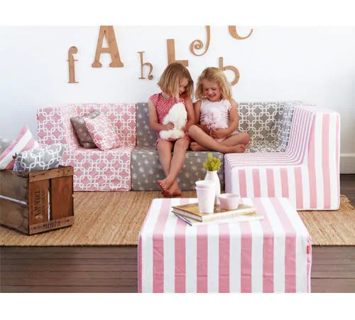 noosh frankie kids sofas summer range
