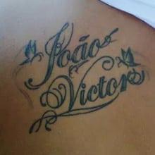 Fotos De Tatuagens Com O Nome Mae E Pai