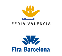 acuerdo fira barcelona fira valencia, made fromplastic, equiplast, in(3D)ustry, feria de plásticos, impresión 3D, intercambio de stands