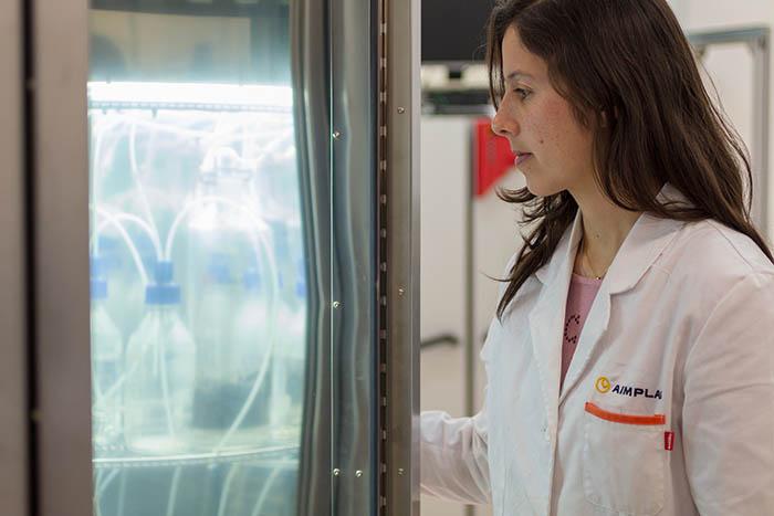 aimplas, centro tecnológico, plástico, laboratorios, ensayos, certificaciones, TÜV Austria, autorización, biodegradabilidad, materiales biodegradables, pruebas, test