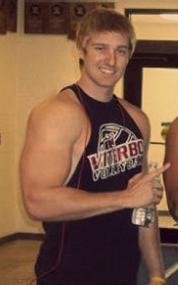 Body Transformation Cody Przybylski Grew Tired Of Being