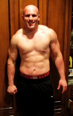 Body Transformation Giuseppe Mangiafico Lost An Amazing