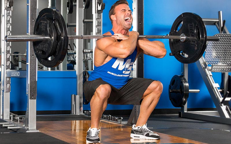 Overtraining & Testosterone: Does Too Much Exercise Ruin ...