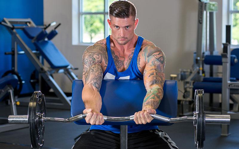 4 Week Biceps Workout To Build Peaking Bi S
