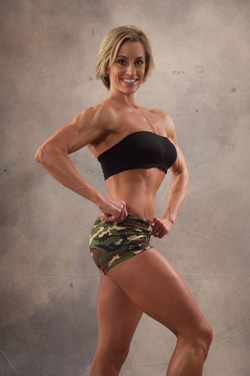 Stephanie Miller Athlete Profile With Workouts  Pictures  Muscle  Strength